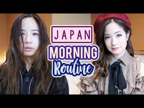 GRWM: Morning Routine in TOKYO | Shop With Me in HARAJUKU & SHIBUYA