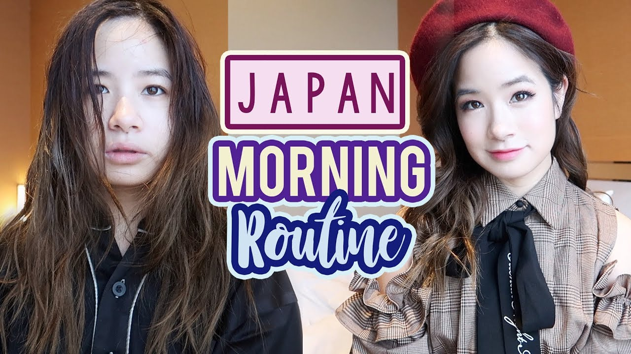 GRWM: Morning Routine in TOKYO | Shop With Me in HARAJUKU & SHIBUYA