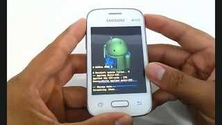 Samsung Galaxy Pocket 2 SM- G110, Hard Reset, Como Formatar,  Desbloquear, Resetear