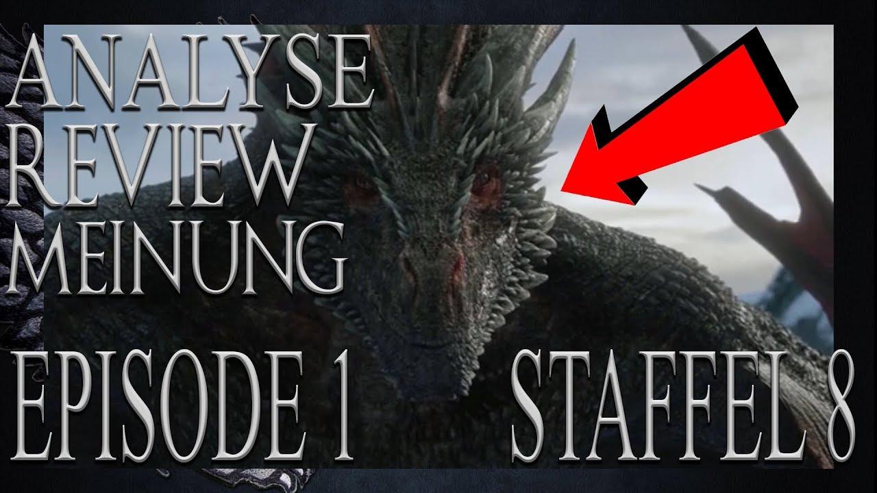 Game Of Thrones Staffel 8 Folge 1 Länge