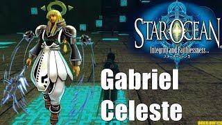 Star Ocean Integrity and Faithlessness GABRIEL CELESTE Boss Battle (PS4) 1080p HD
