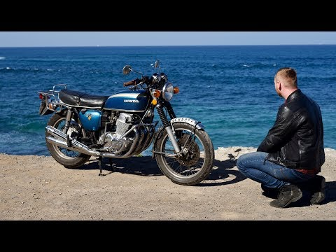 Honda CB 750 Four - Bike which changed the industry