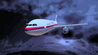 Possible reasons behind Malaysian flight 370 disappearance