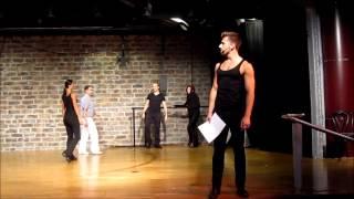A Chorus Line (Sound Check)