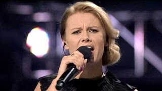 "The Voice of Poland V - ""Cicho"" - Ewa Michrowska i Agni Caldarar"