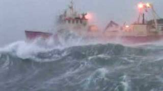 Rough Seas Iceland great waves