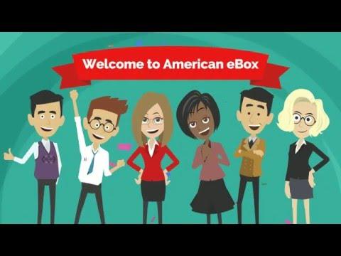 video:American eBox - Parcel Forwarding & International Shipping Service