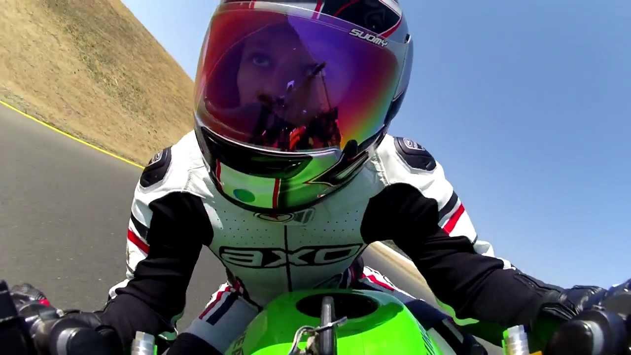 Liquid Image Ego 727 - Patryk Buchcik Motorcycle Racing ...