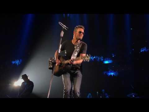 Eric Church - Give Me Back My Hometown - Nashville, TN
