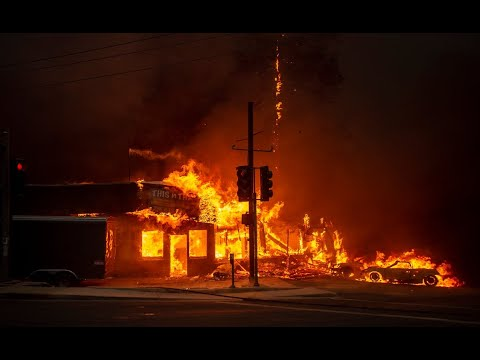 9 مليارات دولار كلفة خسائر حرائق كاليفورنيا  - نشر قبل 1 ساعة