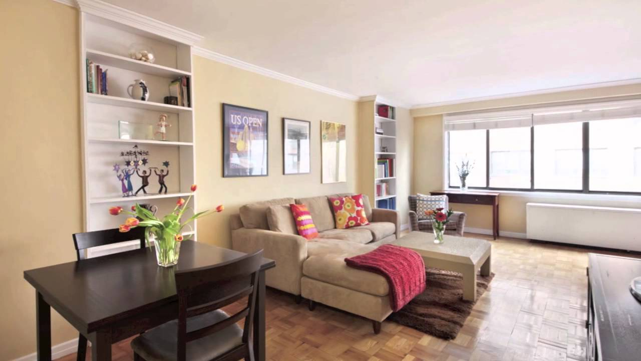 Beautiful large alcove studio apartment for sale in nyc - Pictures of studio apartments ...