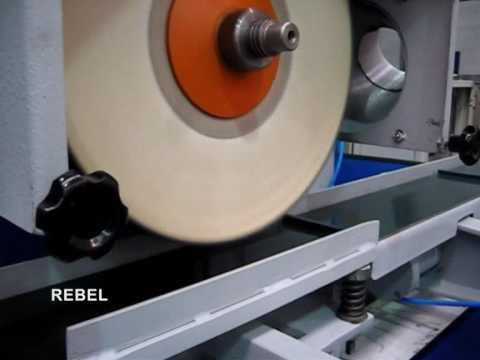 Polimento Automático e Linear de Superfície Plana | Rebel
