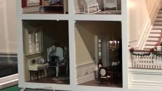 Jimmy Landers Luxury Custom Dollhouse - The Brandywine