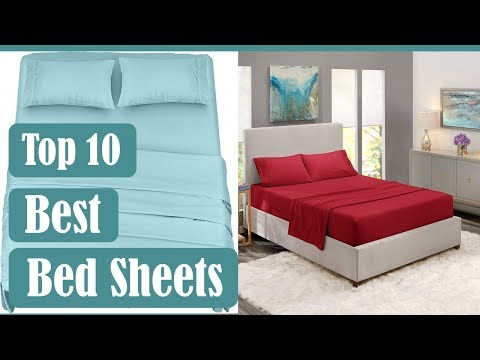 Best Bed Sheets 2020 ||  Top 10 Best Bedding Buyers Guide And Reviews || Online Shop