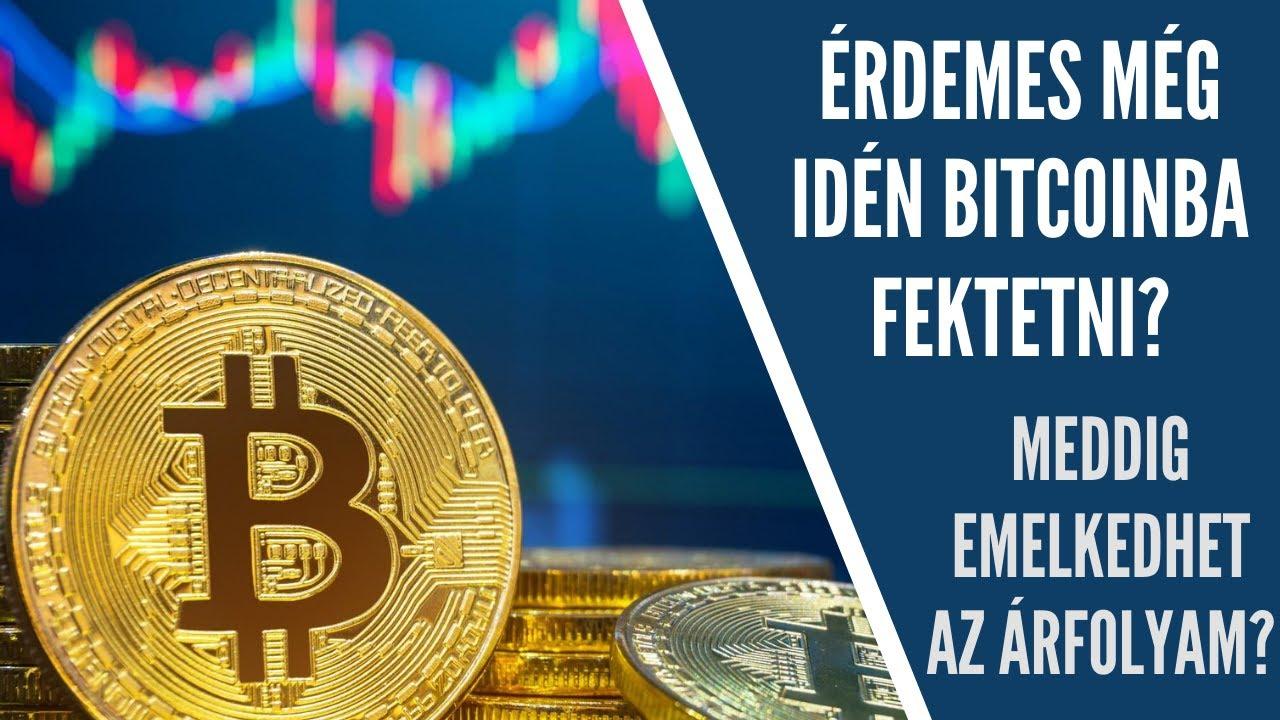érdemes e befektetni a bitcoinba)