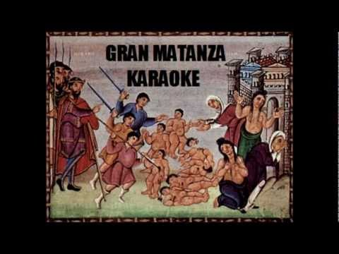 Gran matanza karaoke: Tampón tritón