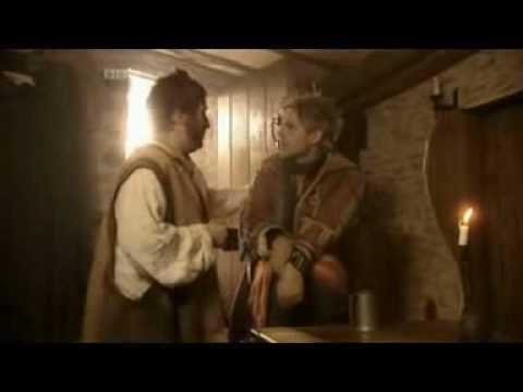 Robert Newman as Medieval Johnny Rotten