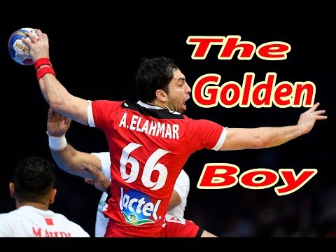 The best of Golden boy ahmed el ahmmar in handball