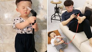 When You Have A Cute Naughty Kids #19 - Funny Baby Video 😆😆