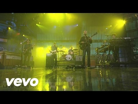 The Shins - Phantom Limb (Live On Letterman)