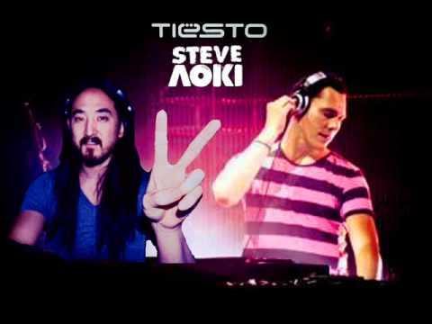 Tiesto ft Steve Aoki   Tornado (original mix)