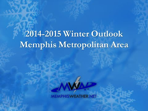 MWN 2014-2015 Winter Outlook for the Memphis Metropolitan Area