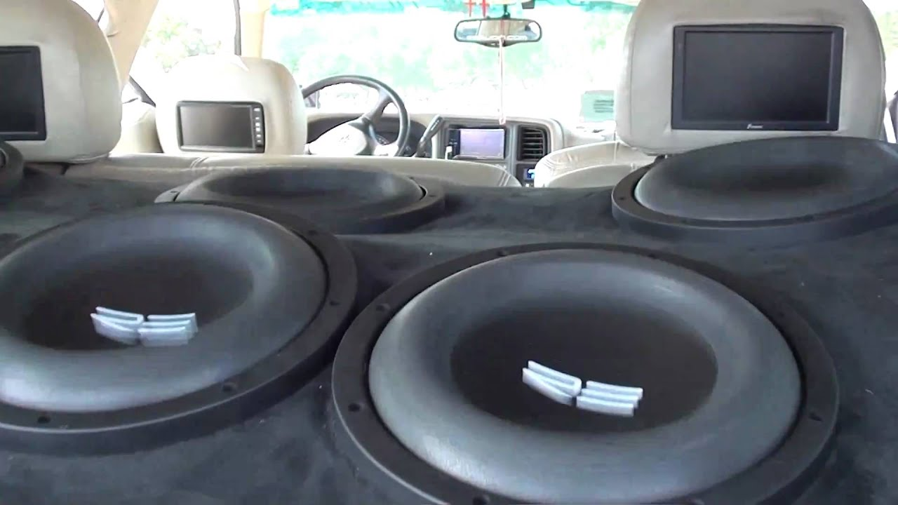 8 Re Audio 10s In Tahoe