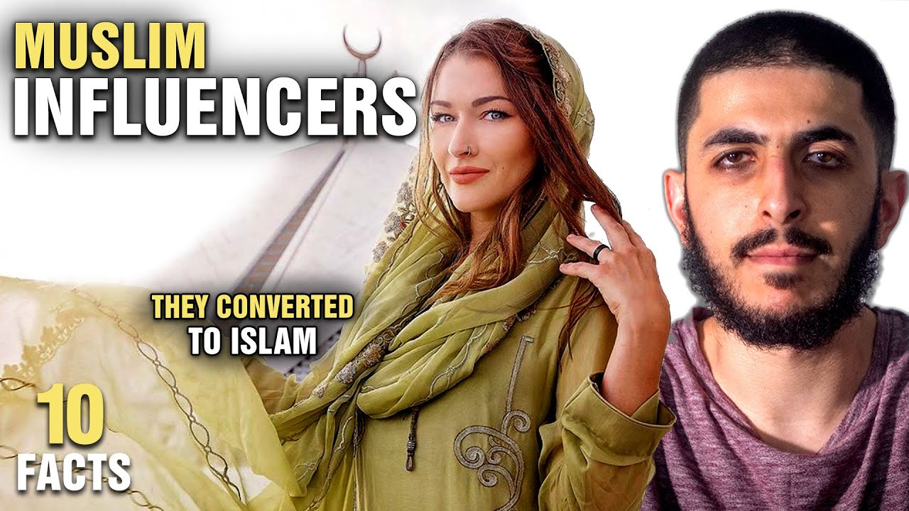 10 Famous Influencers Who Accepted Islam