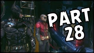 BATMAN Arkham Knight - Part 28 - WHAT A TWIST! (Gameplay Walkthrough)