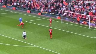 Demba Ba Goal vs Liverpool