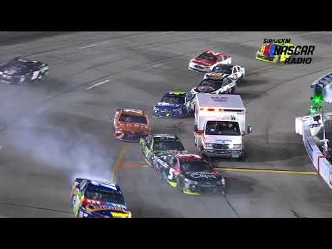 Steve O'Donnell reacts to pit-road incident at Richmond