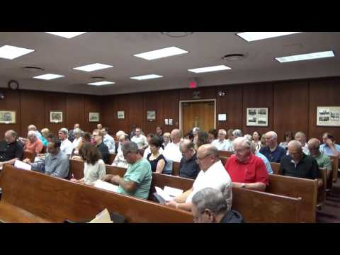 Tax Appeal Hearing 5-26-2016