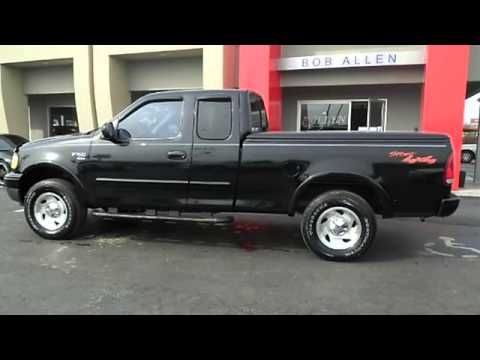 1999 ford f 150 bob allen motor mall danville ky 40422 youtube. Black Bedroom Furniture Sets. Home Design Ideas