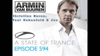 Christian Burns, Paul Oakenfold & JES - As We Collide (Orjan Nilsen Remix)