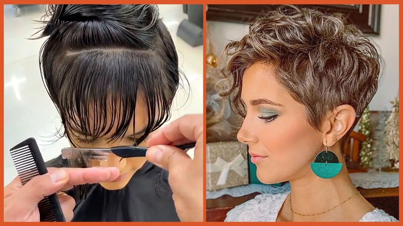 Shaggy Pixie For Thick Hair 😝 Trendy Haircut Ideas You Need To Know | On Trend 2020