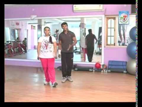 Cardio and Body Toning Double Ladder Workout | BODY GRANITE | HYDERABAD