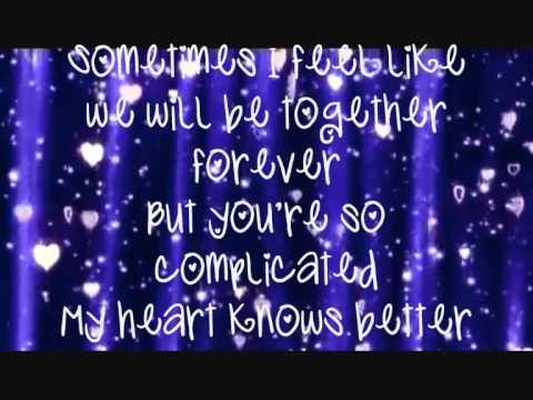 rihanna complicated lyrics♥