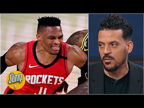 Should we be worried about Russell Westbrook? | The Jump