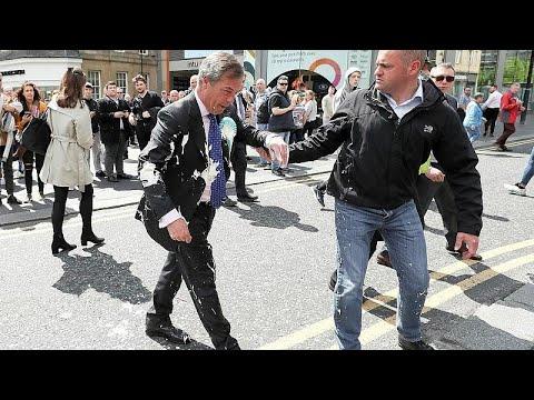 القضاء البريطاني يحكم على منفذ -هجوم اللبن المخفوق- على -عرّاب بريكست-…  - نشر قبل 34 دقيقة