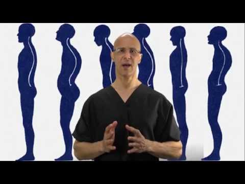 The Right Way To Stand Tall - Helping Poor Posture (Neck Pain & Pinched Nerve) - Dr Mandell