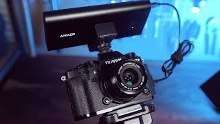 Extreme Battery Life for Fuji X-T3 (Anker PowerCore+ 26800 PD Review)