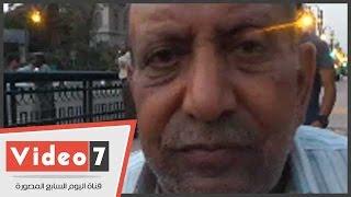 بالفيديو.. مواطن لرئيس حى السلام أول: محدش بيشيل الزبالة من البلوكات