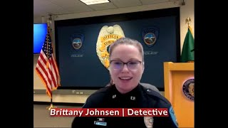 Cop to Corporate: Corporate to Cop - Hear how Brittany Johnsen became a police officer