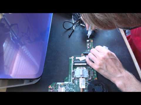 HP g6 series g6-2279wm 2000 power issue repair no power up repair fix dead fix
