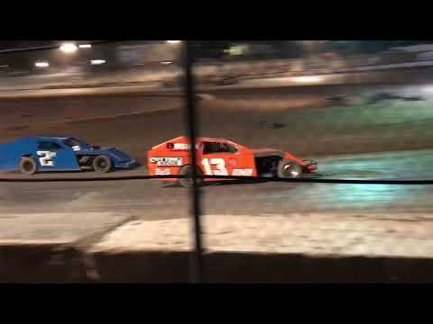 Pahrump Valley Speedway Modified Feature 2/3/18