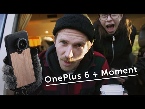 OnePlus 6 Camera Review - Moment