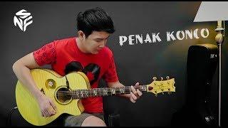 Penak Konco - Guyon Waton X Om Wawes | Nathan Fingerstyle Guitar Cover