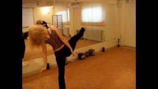 Урок танца erotic dance,стриппластика,гибкое тело,женские практики,дао любви -Анна Корбан.MPG