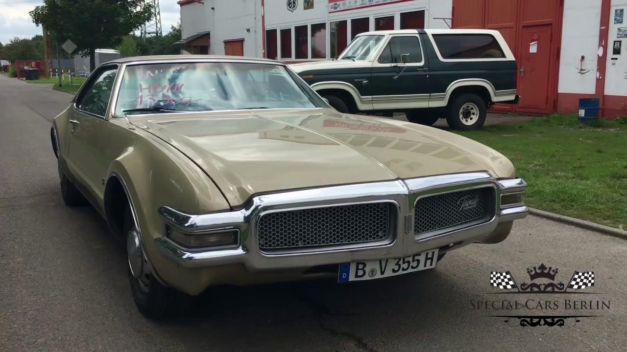 1968 oldsmobile toronado v8 455 big block car for sale youtube. Black Bedroom Furniture Sets. Home Design Ideas