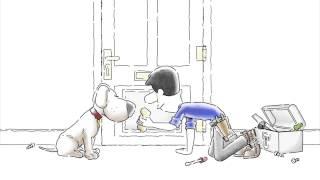 Red Bull dibujos animados Pub ANUNCIO de TELEVISIÓN para Perros Colgajo FULL HD 1080p]